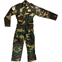 MIL-COM Kids Flying Suit British DPM - XL