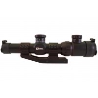 Nuprol Optics - 1.25-5x26 IR - Black
