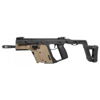 Krytac Kriss Vector AEG Airsoft SMG (Black & Tan)