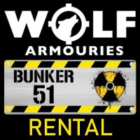 Wolf Armouries Airsoft Skirmish Day (21st July) - Rental