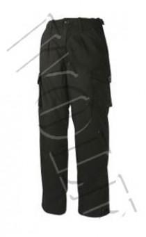 MIL-COM Trousers Black 38 MOD Police
