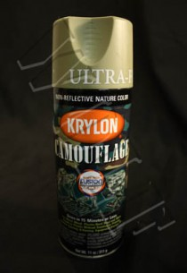 Krylon Camouflage Paint Khaki Fusion