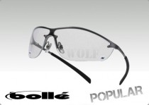 Bolle Safety SILIUM Glasses - Clear Lens
