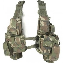 Viper South African Assault Vest DPM