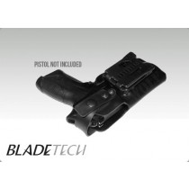 Blade-Tech Level 2 Duty Holster Tek-Lok FN 5-7 USG Black RH