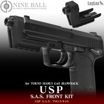 NINE BALL SAS Front Kit For Tokyo Marui Full Size Gas Blowback USP