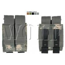 Tactical Tailor Double Pistol Mag Pouch Black 100102