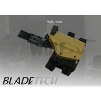 Blade-Tech WRS Tactical Thigh Holster Glock 17 Tan RH