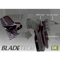 Blade-Tech WRS Duty Holster DOH Tek-Lok Glock 17 Tan LH