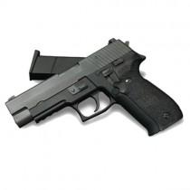 WE P226 with Rail Black GBB Pistol