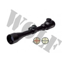STRIKE SYSTEMS Scope 3-9 x 40E Illuminated Reticle