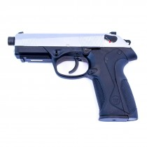 WE Bulldog EX-L GBB Pistol (Silver)