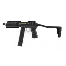 Tokyo Marui Scorpion Mod M Airsoft AEG Black and Gold