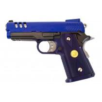 WE Hi-Capa 3.8C GBB Pistol (Blue)