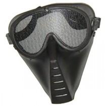 SRC Mesh Face Mask Black P-35