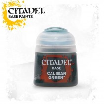 Games Workshop Citadel Base Paint 12ml - Caliban Green