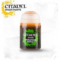 Games Workshop Citadel Shade Paint 24ml - Seraphim Sepia