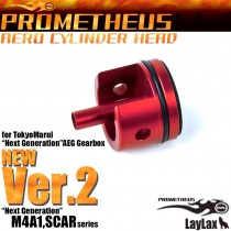 PROMETHEUS Next Gen Ver 2 Aero Cylinder Head