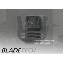 Blade-Tech Paddle Attachment with Adjustable Shim