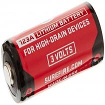 Surefire 123A Lithium Battery