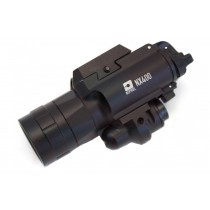 Nuprol NX400 Pro Pistol Torch & Laser