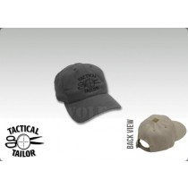 Tactical Tailor Logo Hat Black 710002