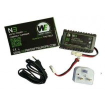 WE EU N3 NiMH Battery Charger