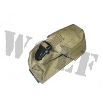 Tactical Tailor AK Double Mag Pouch Tan 10019-14