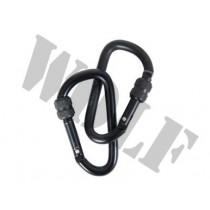 Webtex Warrior Locking Carabinas 8mm