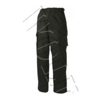 MIL-COM Trousers Black 28 MOD Police