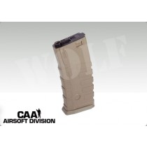 CAA Airsoft M4/M16 Hicap Magazine 360rd - Dark Earth