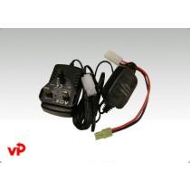 Vapex 8.4V / 9.6V Charger - Large/Small Tamiya