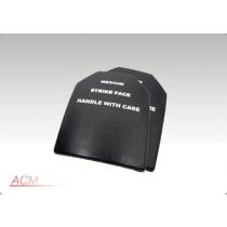 TMC SAPI Dummy Ballistic Plate Set 2pcs