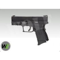 WE XDM Compact Black GBB Pistol