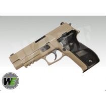 WE MK25 GBB Pistol F003 P226 (Tan)