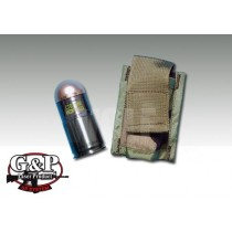 G&P M203 BB 40mm Grenade with MOLLE WC pouch