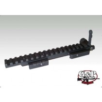 G&P M4 Extension Scope Mount Rail Base A Sniper Ver.