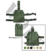 Guarder MOD MP5 Magazine Pouch - OD