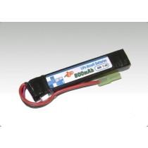 7.4V 800mAh 20C LiPo Battery