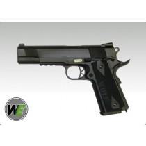 WE Colt 1911 CQB Railed GBB Pistol GGB0329TM1