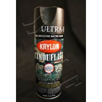 Krylon Camouflage Paint Brown Fusion