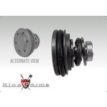 King Arms Metal Piston Head AEG New Version
