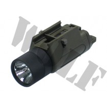 King Arms M3 Tactical Illuminator - OD