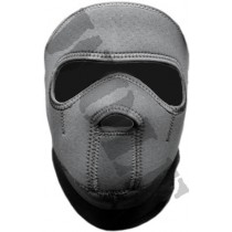 King Arms Neoprene Mask Full Face Black