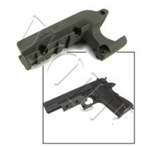 King Arms Pistol Laser Mount 1911 - OD
