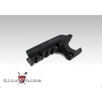 King Arms Pistol Laser Mount 1911 - Black