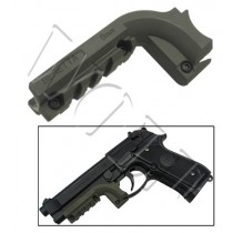 King Arms Pistol Laser Mount M9 - OD