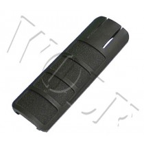 King Arms Rail Cover 115mm - Black
