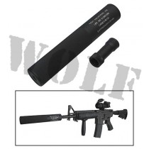 King Arms Troy M4 CQB-SPC Silencer