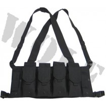 King Arms 5.56 Chest Rig Black